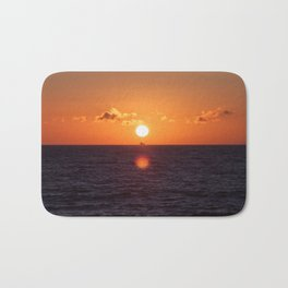 between suns and over  the oceans Bath Mat