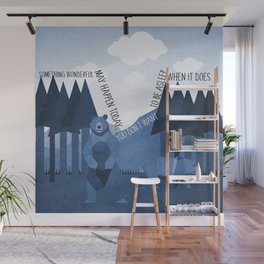Time to wake up 2 Wall Mural