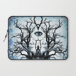 Tree of Life Archetype Religious Symmetry Laptop Sleeve