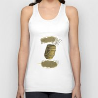 nori Tank Tops featuring Hold your breath. - Hobbit by KanaHyde