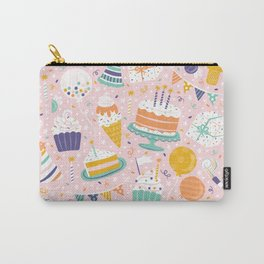 Birthday Celebration Carry-All Pouch