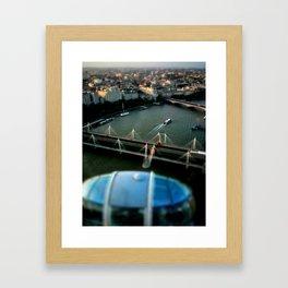 Little London #1 Framed Art Print
