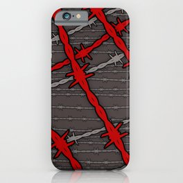 Barbed iPhone Case