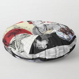 Sixteen Floor Pillow