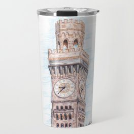 Bromo Seltzer Tower Travel Mug