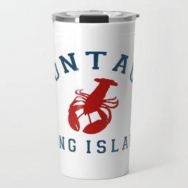 Montauk -Long Island. Travel Mug