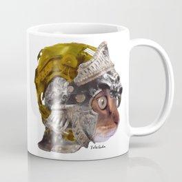 Cat Warrior Coffee Mug