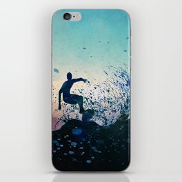 Waverider iPhone Skin