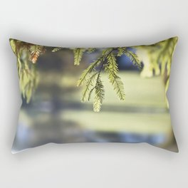 Like Glass Rectangular Pillow