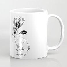 Le Jackalope Coffee Mug
