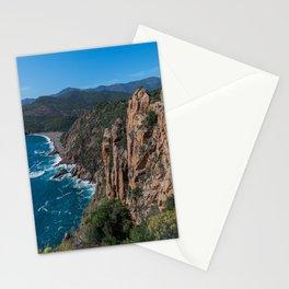 Corsica Island Landscape Stationery Cards