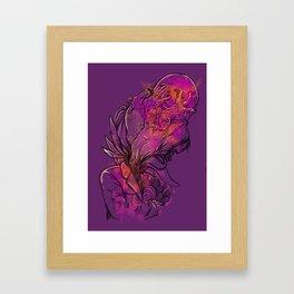 The Plight Framed Art Print
