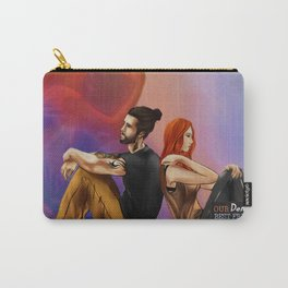 Our demons, best friends III Carry-All Pouch