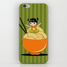 noodle..noodle.. noodle!!! iPhone & iPod Skin