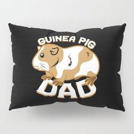Guinea Pig Dad Pillow Sham