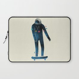 Skate/Space Laptop Sleeve