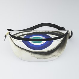 Evil Eye See You Fanny Pack
