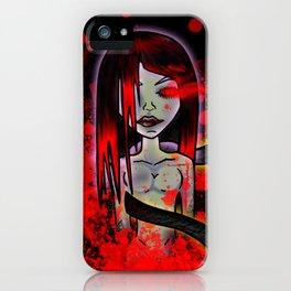 Blood Children iPhone Case