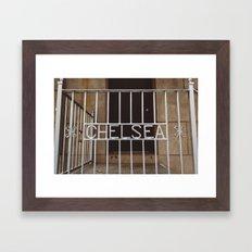 Chelsea II Framed Art Print
