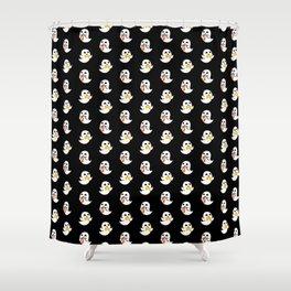 Formal Ghostie Pattern Shower Curtain
