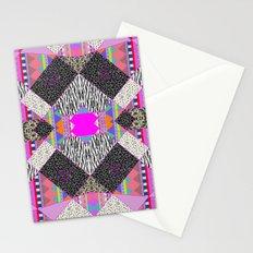 RETRO KALEIDOSKOPE 2 Stationery Cards