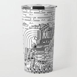 TSUKIJI FISH MARKET TOKYO Travel Mug