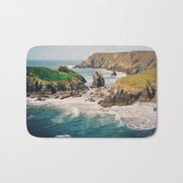 Coast / Kynance Cove, United Kingdom Bath Mat
