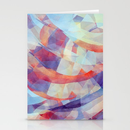 New Light Lays Bare Stationery Cards