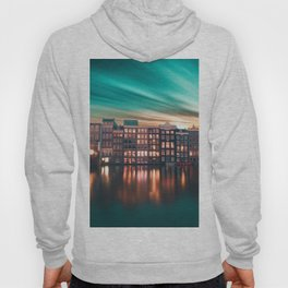 Cityscape Long Exposure (Color) Hoody
