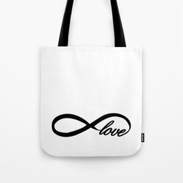Eternity Love Tote Bag