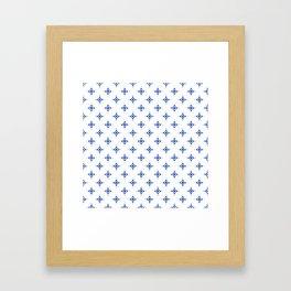 Shibori Watercolour no.8 Framed Art Print