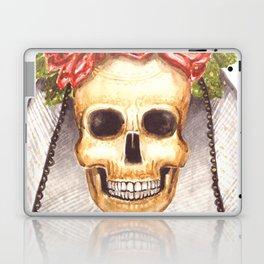 Watercolor Catrina Laptop & iPad Skin