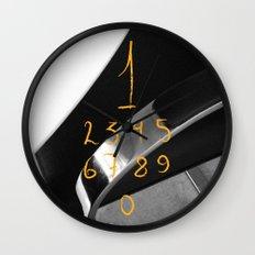 Counting… Wall Clock