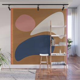Globes attraction Wall Mural