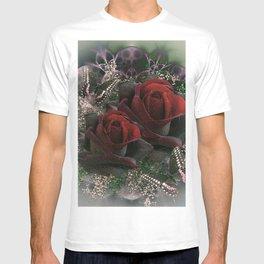 PASSIONATE ROSES T-shirt
