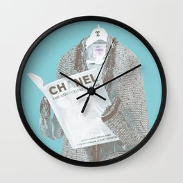Forever I: Lecture Wall Clock