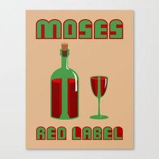 Favorite Sacramental Wine Canvas Print
