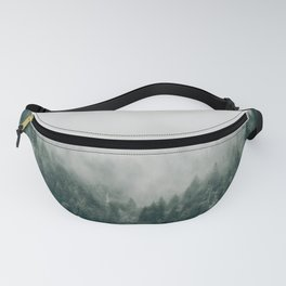 Foggy Forest 3 Fanny Pack