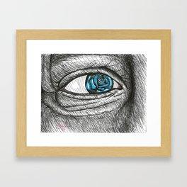 Ageless Beauty Framed Art Print