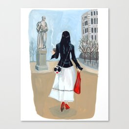 Mornigside Styles Canvas Print