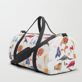 Animal kingdom Duffle Bag