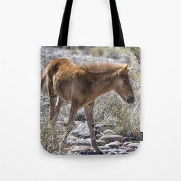 Salt River Wild Foal Tote Bag
