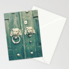 Be Bold Enough To Knock Stationery Cards