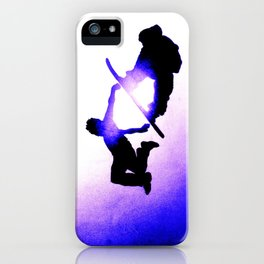 Free Fall II iPhone Case