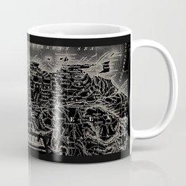 Venezuela Antique Map Coffee Mug