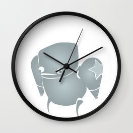 minima - slowbot 001 Wall Clock