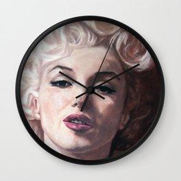 Goodbye Norma Wall Clock