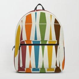 Mid-Century Modern Art 1.4 Backpack