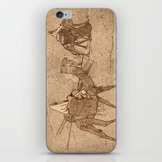 Ship of the Desert iPhone & iPod Skin