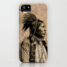 AhKeahBoat iPhone Case